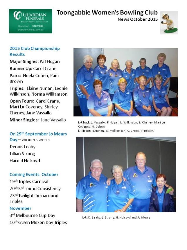 201510 - TWBC News